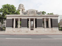Tower Hill Memorial, London Stock Photos