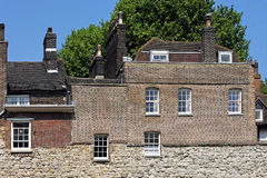 Tower house Royalty Free Stock Photography