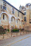 Tower House  in Aquitaine Royalty Free Stock Images