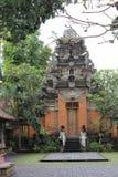 Tower inside Puri Saren Ubud Stock Photography