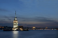 Tower Istanbul Royalty Free Stock Photography