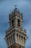 Tower 1. Tower in italy with beautiful blue sky background Stock Photos
