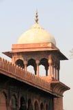 Tower at Jama Masjid Royalty Free Stock Images