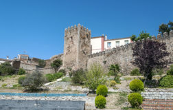 Tower of Jerez de los caballeros Royalty Free Stock Image