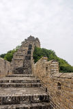 tower in Jinshanling Great Wall Stock Photography