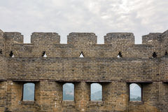 tower in Jinshanling Great Wall Royalty Free Stock Images