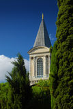 Tower of Justice. In Topkapi Palace, Istanbul, Turkey Stock Photo
