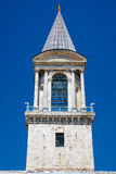The Tower of Justice, Topkapi Palace, Istanbul Stock Images