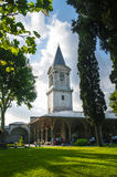 The Tower of Justice, Topkapi Palace, Istanbul Stock Photo