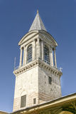 Tower Of Justice at Topkapi Palace, Istanbul, Turkey Royalty Free Stock Photo