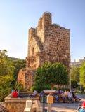 Tower, Kaleiçi, Antalya, Turkey Royalty Free Stock Photo