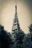 Tower Kamzik at Bratislava, Slovakia Stock Images
