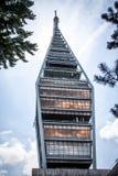 Tower Kamzik at Bratislava, Slovakia Royalty Free Stock Image