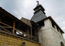The tower in the Kazan Kremlin Stock Photos