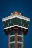 Tower of the King Bhumibol Adulyadej Commemoration.  Royalty Free Stock Photo