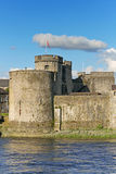 Tower of King John Castle Stock Images