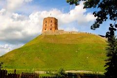 Tower of King Mindaugas Royalty Free Stock Photos