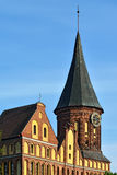 Tower Koenigsberg Cathedral Royalty Free Stock Photos
