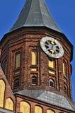 Tower Koenigsberg Cathedral. Symbol of Kaliningrad, Russia Stock Photo