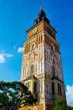Tower in krakow Royalty Free Stock Image
