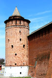 Tower of the Kremlin. Kolomna, Moscow region Royalty Free Stock Photography