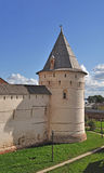Tower of Kremlin in Rostov The Great, Russia Stock Image