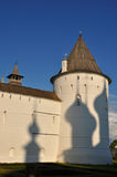 Tower of Kremlin in Rostov The Great Royalty Free Stock Photography