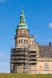 Tower Kronborg Castle Royalty Free Stock Photos