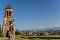 Tower in Kutaisi, Georgia Stock Images