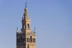 Tower of La Giralda Stock Images