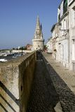 Tower of La Rochelle in France Stock Image
