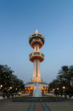 Tower landmark of Suphanburi. Stock Image