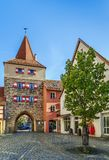 Tower, Lauf an der Pegnitz, Germany Royalty Free Stock Image