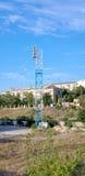 Tower of light Stock Photo
