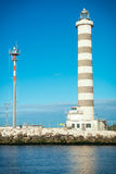 The tower of the lighthouse Royalty Free Stock Photography