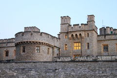Tower of London Royalty Free Stock Images