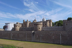 Tower of London. World heritage site Stock Photo