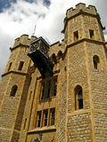 Tower of London 18. The famous Tower of London castle and prison in London, England, UK Royalty Free Stock Image