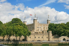 Tower of London. In Summer, London, UK royalty free stock photos