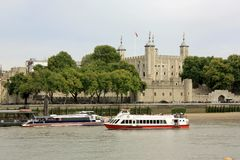 Tower of London. England. UK Royalty Free Stock Photography