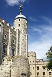 Tower of London. In England. UK Royalty Free Stock Images