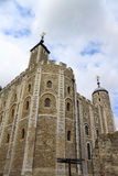 Tower of London. The world heritage site in UK Royalty Free Stock Image