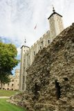 Tower of London. England, Great Britain Royalty Free Stock Photography