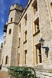 Tower of London. In England, GB Royalty Free Stock Images