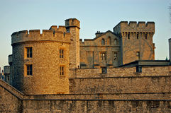 Tower of London. Image of the Tower of London Stock Photos