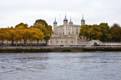 Tower of London. Royalty Free Stock Photos