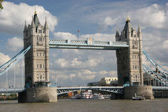 Tower (London) Bridge Royalty Free Stock Image