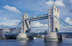 Tower of london and Bridge. Tower of london and Tower Bridge, UK stock image