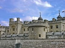 Tower of london Castle Stock Images