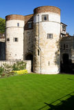 Tower of london castle tourism Stock Photo